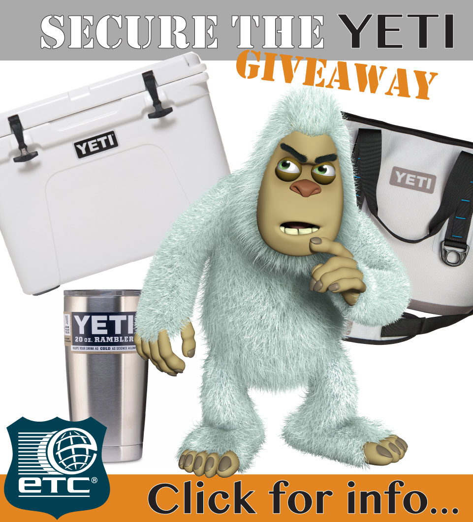 Secure the YETI with ETC Security